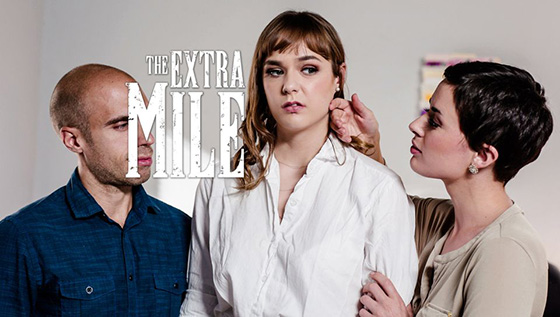 Rebecca Vanguard, Olive Glass - The Extra Mile [Pure Taboo] - December 9, 2020