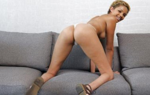 Rebel - Blue Eye Babe [Casting Couch HD] - August 28, 2020