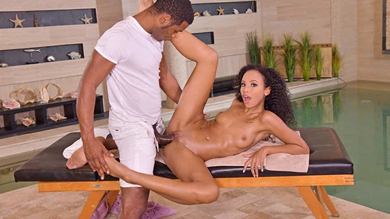 Romy Indy - Pounded In The Massage Parlour [Hands On Hardcore / DDF Network] - December 7, 2020