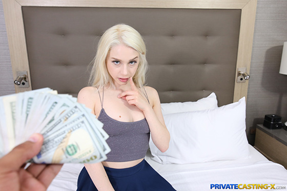 Scarlett Hampton - Pleasant Chatting And Fucking [Private Casting X] - August 15, 2021