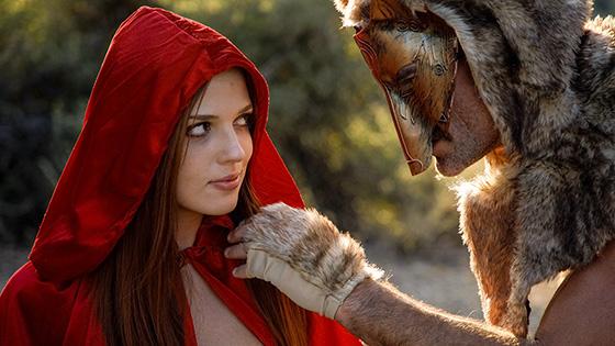 Scarlett Mae - Red Riding Hood X [Tough Love X] - December 4, 2020