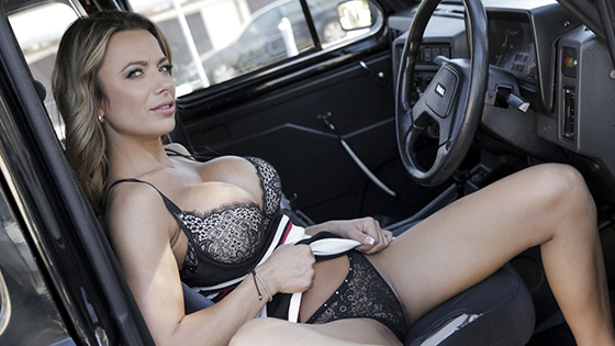 Shalina Devine - Give me an orgasm for a discount [Female Fake Taxi] - January 14, 2021