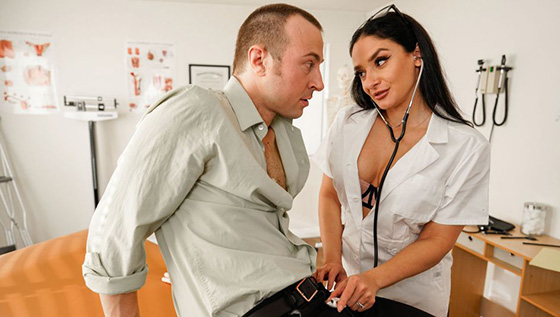 Sheena Ryder - Down The Doctors Throat [Mommy Blows Best] - September 12, 2021