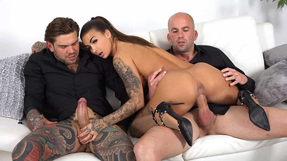 Susy Gala - 3Some Office Intercourse [Hands On Hardcore / DDF Network] - June 24, 2021