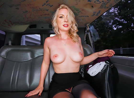 Sydney Paige - The Accountant Knows Her Money! [Bang Bus / Bang Bros] - September 14, 2021