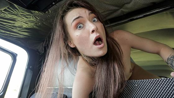 Tabitha Poison - Skinny Babe Fucked Doggystyle [Fake Taxi] - January 23, 2021