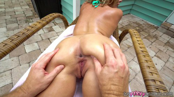 Tucker Stevens - Lonely Stepmom Needs Some Oil [My Pervy Family] - March 23, 2021