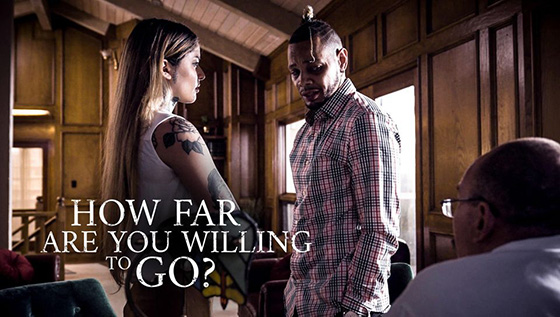 Vanessa Vega - How Far Are You Willing To Go? [Pure Taboo] - October 20, 2021
