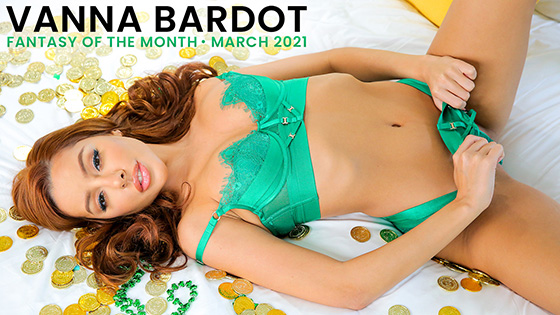 Vanna Bardot - March 2021 Fantasy Of The Month [Nubile Films] - March 12, 2021