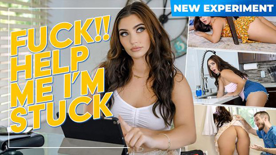 Vivian Taylor - Stuck Sex [Team Skeet Labs] - September 24, 2021