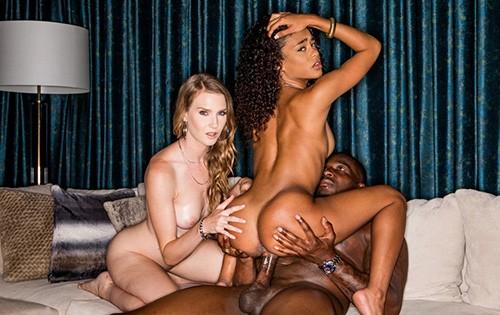 Ashley Lane, Scarlit Scandal - Crazy Night [Blacked Raw] - August 27, 2020