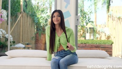 Yelena - Unemployed Latina finds a job [Net Video Girls] - June 22, 2021
