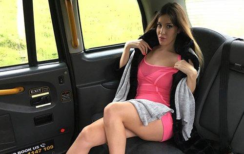 Marica Chanelle - Drivers son fucks Italian hottie - March 29, 2019