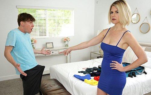 Kit Mercer - Masturbation Is Wrong [Moms Teach Sex / Nubiles Porn] - March 17, 2020