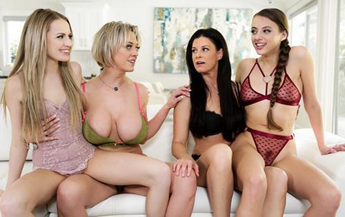 India Summer, Scarlett Sage, Gia Derza, Dee Williams - Mother