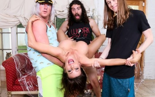 Alexis Fawx, Rose Monroe, Gia Vendetti - Episode 1: The Dream [Captain Stabbin / Reality Kings] - June 22, 2020