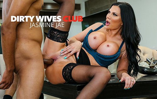 Jasmine Jae - Dirty Wives Club [Dirty Wives Club / Naughty America] - April 11, 2020