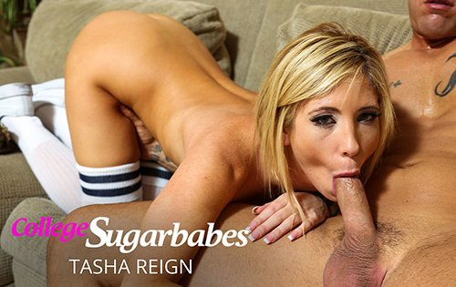Tasha Reign - College Sugarbabes [College Sugarbabes / Naughty America] - May 1, 2020